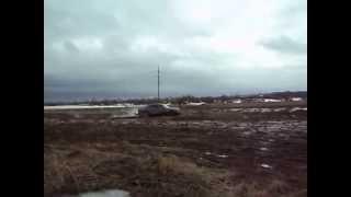 Леди Триал 7 марта 2015г. Выступления легковушек в грязи:)(, 2015-03-09T10:35:09.000Z)
