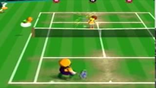Let's Play Mario Tennis 64 #1 Mushroom Mix-Up