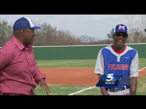 Millwood High School baseball field named in honor of local World Series hero