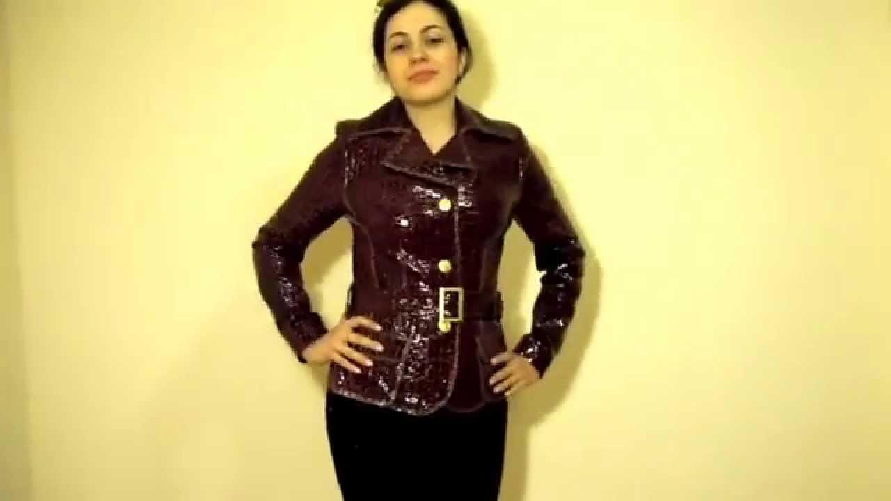 Женские кожаные куртки сезона осень — зима 2018—2019 можно купить в интернет магазине модной одежды butik. Ru. Онлайн-каталог. Доставка.