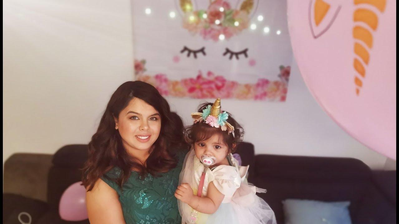 أول عيد ميلاد لبنتي الغالية سما سنة جميلة كلها حب