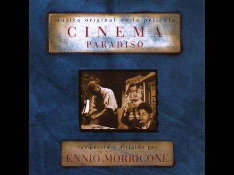 NUOVO CINEMA PARADISO arrang GIOACCHINO GALIENA