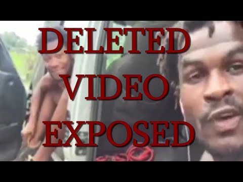 "Natureboy Deleted Video Exposed He Spent 300k in ""Nature"""
