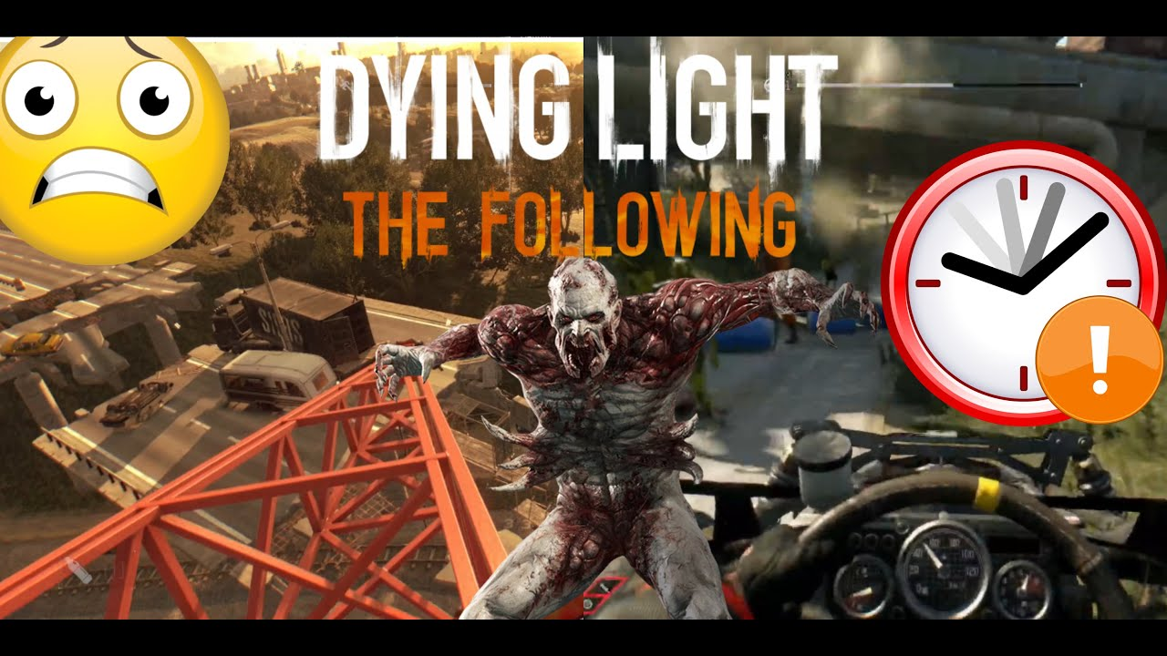 Suspans si frica la cel mai inalt nivel Dying Light The Following Ep.2