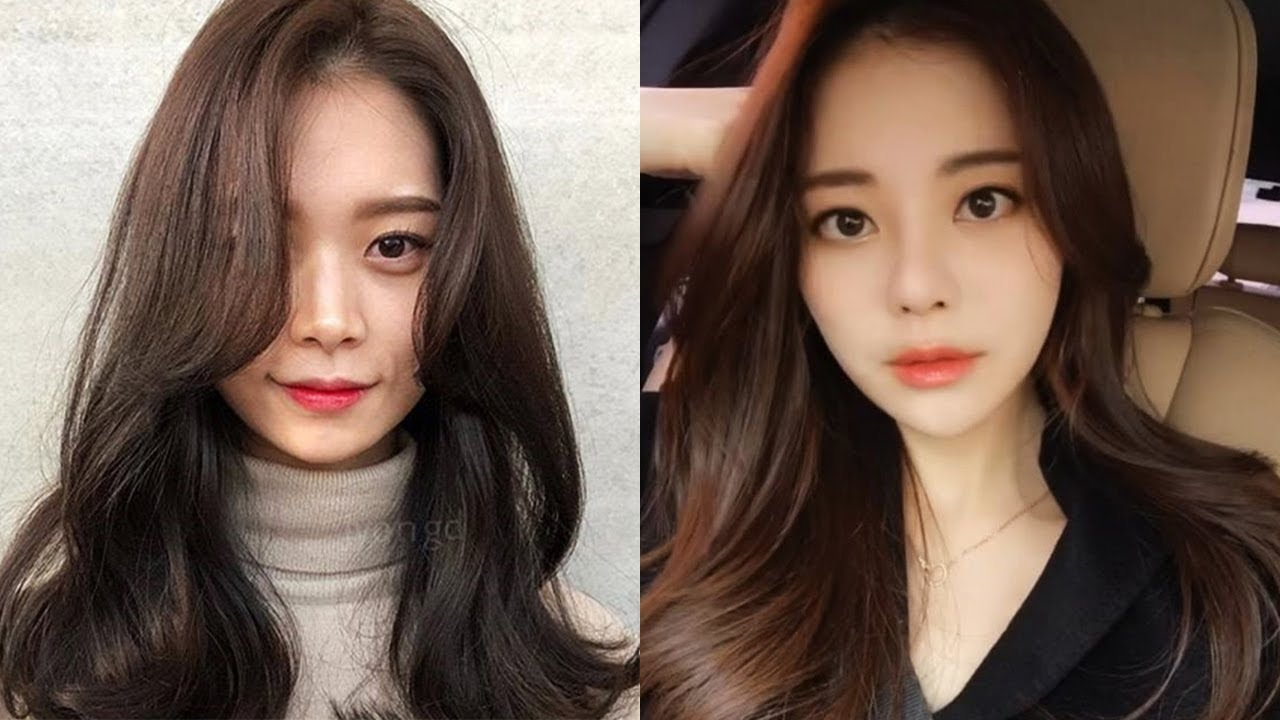 korean long hair style 8 beautiful korean haircuts ideas 2019 amazing hairstyle 4101 | maxresdefault