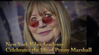 NYFA Remembers Penny Marshall