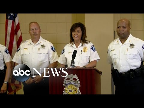 Minneapolis police chief resigns in fallout from bride-to-be's death at the hands of police