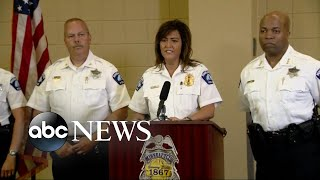 Minneapolis police chief resigns in fallout from bride-to-be