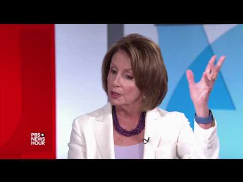 Nancy Pelosi offers election night predictions