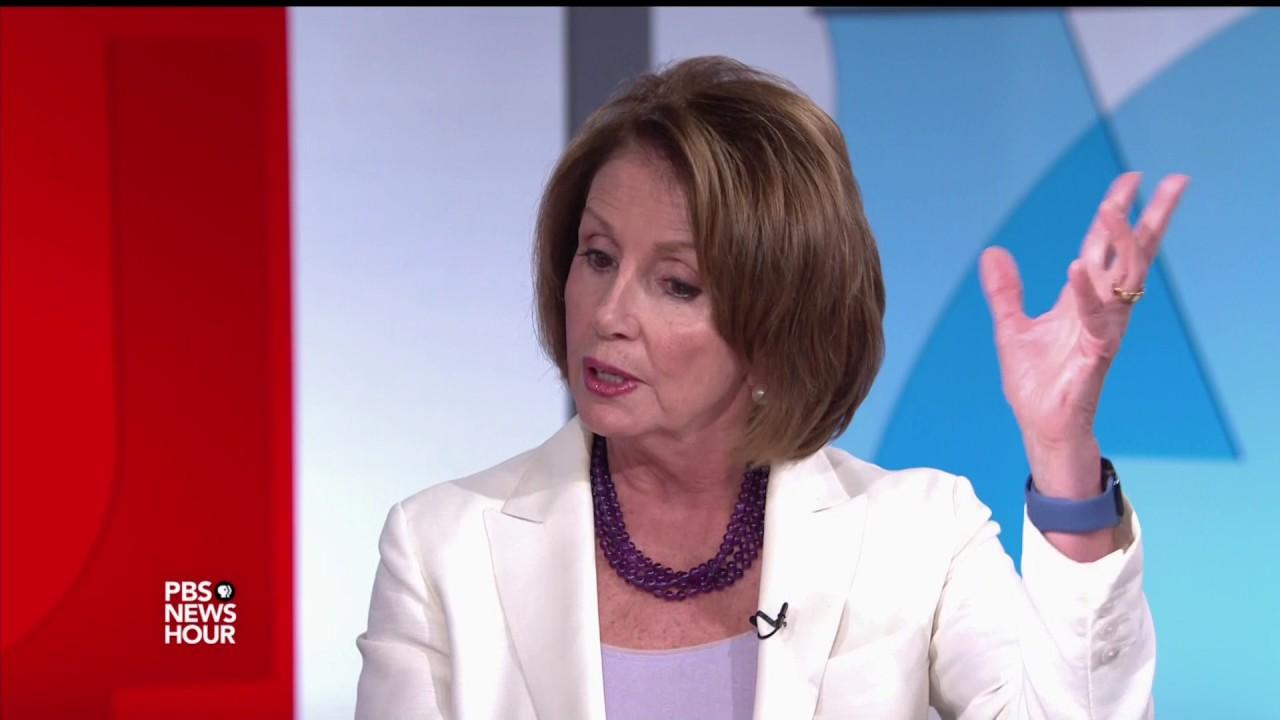 FLASHBACK: Watch Nancy Pelosi offer her bold election night 2016 predictions