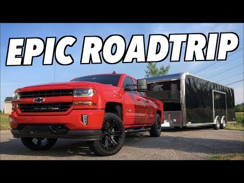 Taking A Road Trip To The BIGGEST CAMARO EVENT In The Country!!