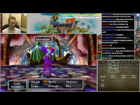Dragon Quest VII: Final Boss + Credits