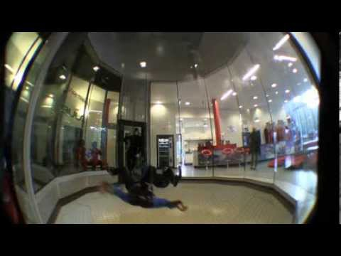 World Travel - Wind tunnel flight in Voss in Norway