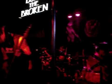 BURY THE BROKEN - FULL SET - Opening for GENITORTURERS 2008' West Palm Beach