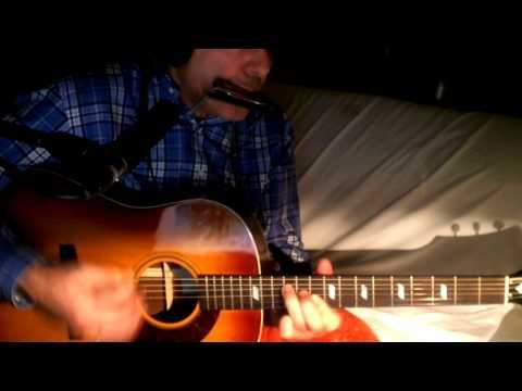 Ich war noch niemals in New York ~ Udo Jürgens - D.T. Kuhn ~ Cover Epiphone Texan & Bluesharp
