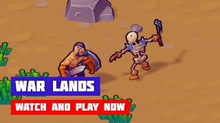 War Lands · Game · Gameplay