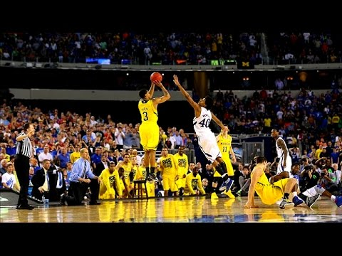 Clutchest Shots in College Basketball History [HD]