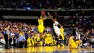 Clutchest Shots in College Basketball History ᴴᴰ