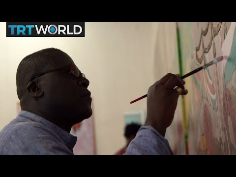 Gallery 1957: A Contemporary Gallery In Ghana | African Art | Showcase