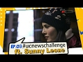 UC Talks feat. Sunny Leone - EP 03 : UC News Challenge : Skiing Edition : Valentine's Day Special