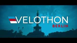 VELOTHON Berlin 2017 Trailer German