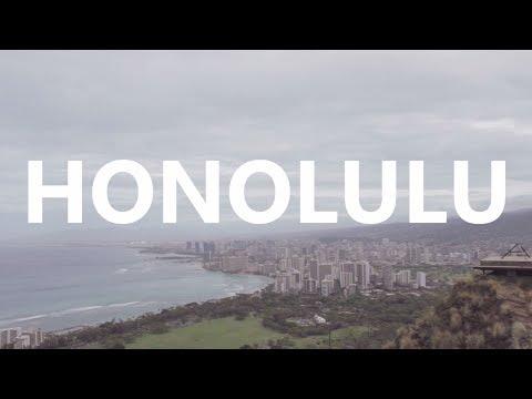 The Honolulu Vlog