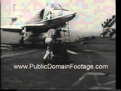 Vietnam War steps up as Hanoi and Haiphong oil depots are bombed 1966 newsreel