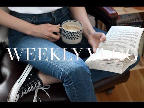 Weekly Vlog   Shopping and Tidying