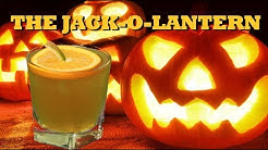 How To Make A Halloween Jack-O-Lantern Cocktail | Drinks Made Easy