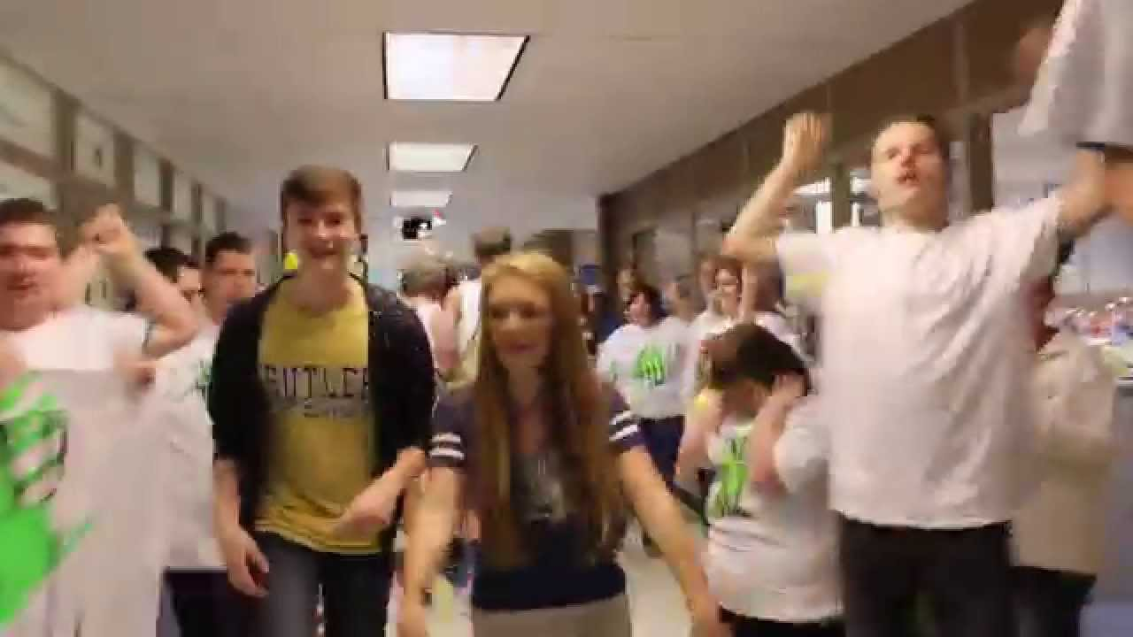 i m ready butler senior high school lip dub