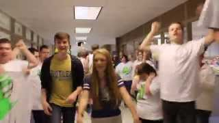 I'm Ready - Butler Senior High School Lip Dub 2014