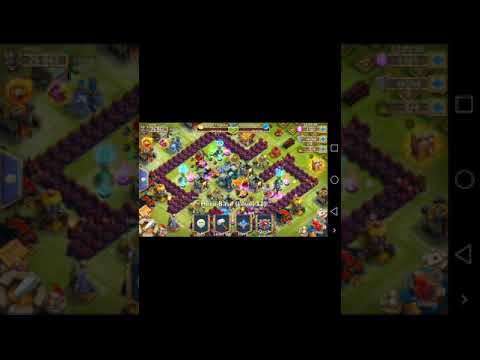 Castle Clash - Thunder Gods Gift! 70 Tries Going For Skeletica!