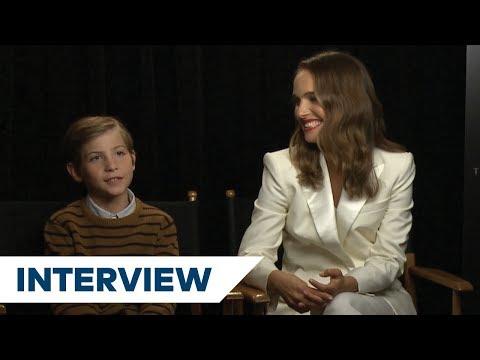 Jacob Tremblay & Natalie Portman Talk The Death & Life Of John F. Donovan & Xavier Dolan  TIFF 2018