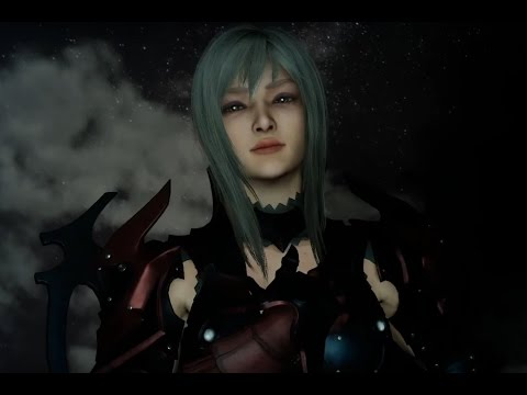 Final Fantasy XV Aranea Boss Fight [No Hud/1080p]
