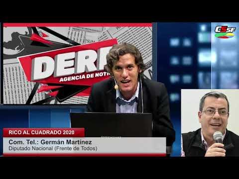 Martínez: Los tres objetivos son producir
