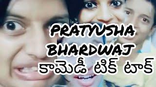 Pratyusha bhardwaj English comedy