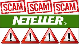 Scam by NETELLER | New Smart NETELLER Scam 2019 | Fraud by NETELLER
