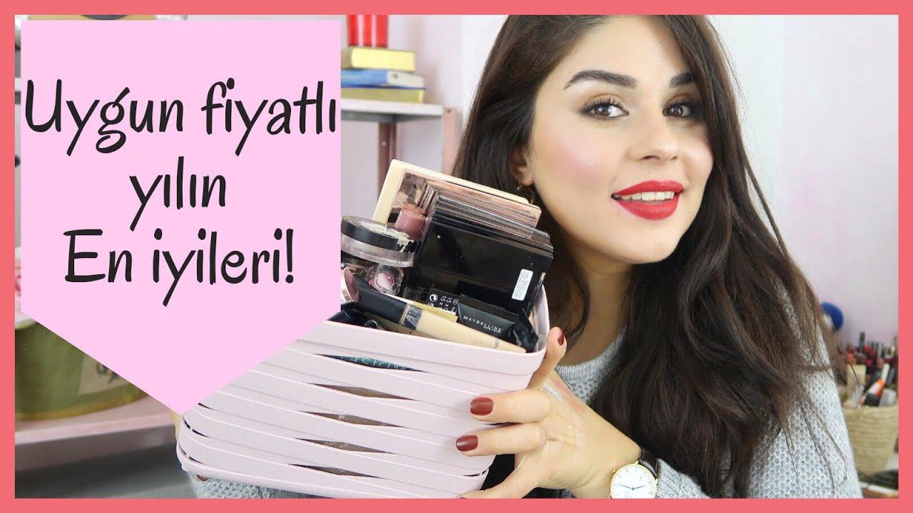 Yilin En Iyi Uygun Fiyatli Makyaj ürünleri 2018 Favorilerim Youtube