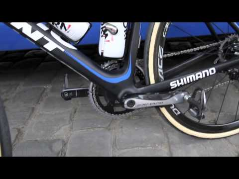 Paris-Roubaix 2014 - Giant Defy, team Giant-Shimano