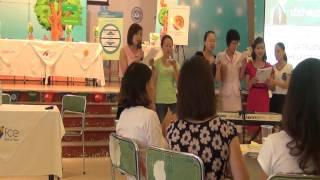 Tổ Năng khiếu ra mắt và trình bày ca khúc 7 thói quen tại Lễ ký hợp đồng Tlim