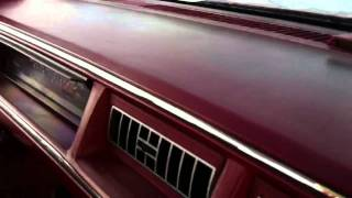 2010 Winter Update On The 1986 Buick Electra Park Avenue