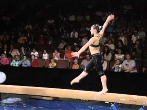 2002 TJ Maxx International Gymnastics Challenge - Full Broadcast