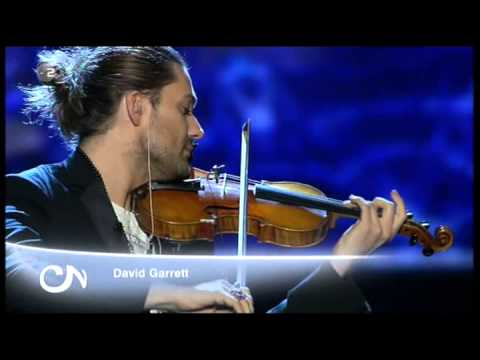 "David Garrett - ""Music was my first love"" (by John Miles) - live in German TV, February 16, 2013"