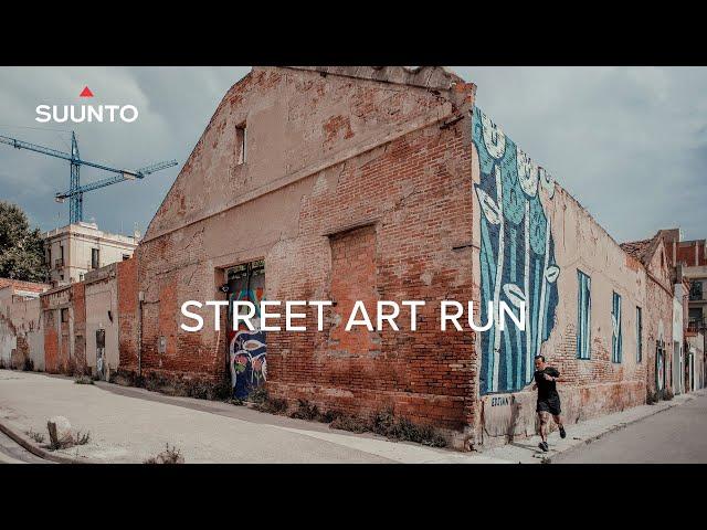 Suunto Street Art Run