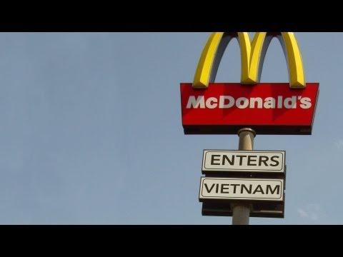 McDonald's Enters Vietnam
