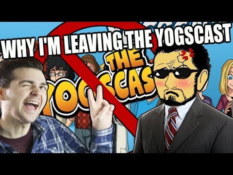 WHY I'M LEAVING THE YOGSCAST (IMPORTANT)
