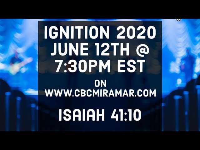 IGNITION 2020 @ Christway