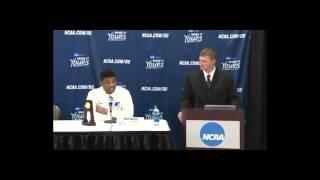 2016 NCAA DII 184 lbs National Champion Joey Davis of Notre Dame (Ohio)