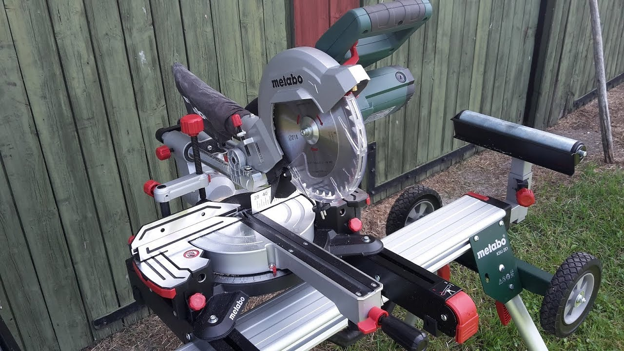 test kap och gers g review mitre saw metabo kgs 216 stand ksu 251 eng subtitles youtube. Black Bedroom Furniture Sets. Home Design Ideas