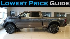How to Get the LOWEST Price on Your New Truck or Car- Buyer's Guide Part 1